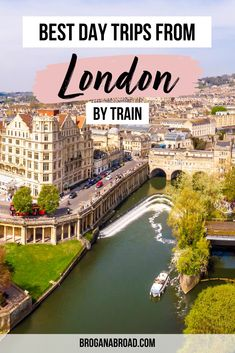 Europe Travel Tips, Time Travel, Travel Guides, Travel Destinations, London What To See, Things To Do In London, Day Trips From London, By Train, Blogger Tips