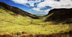 Maghera Valley / Donegal Print by Barry O Carroll Donegal, Landscape Pictures, Landscape Photographers, Planet Earth, Nature Photos, Beautiful Landscapes, Fine Art America, Cool Photos, Ireland