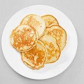 «Банановые панкейки» рецепт c видео – завтраки