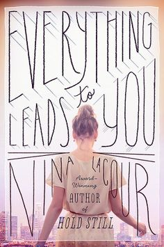 Everything Leads to You – Nina LaCour http://www.goodreads.com/book/show/18207188-everything-leads-to-you
