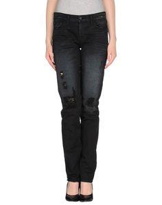 CHRISTOPHER KANE x J BRAND Women's Denim pants Black 34 jeans