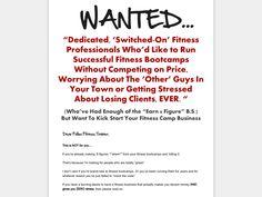① Fitness Camp Starter Kit - http://www.vnulab.be/lab-review/%e2%91%a0-fitness-camp-starter-kit