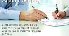 Articles Writers Lahore