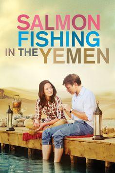 La pesca del salmon en Yemen 2011