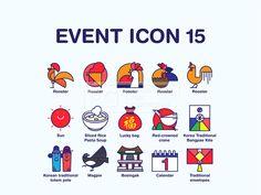ILL166, 프리진, 아이콘, 플랫 아이콘, 이벤트, ILL166b, 에프지아이, 벡터, 웹소스, 웹활용소스, 웹, 소스, 활용, 생활, 아이콘, 픽토그램, 심플, 플랫, 컬러, 컬러아이콘, 귀여운, 귀여운아이콘, 컬러풀, 새해, 수닭, 정유년, 근하신년, 설날, 1일, 붉은닭, 태양, 일출, 떡국, 복주머니, 방패연, 장승, 까치, 보신각, 달력, 구정, 전통봉투, 연하장, 2017, icon, #유토이미지 #프리진 #utoimage #freegine 20105150