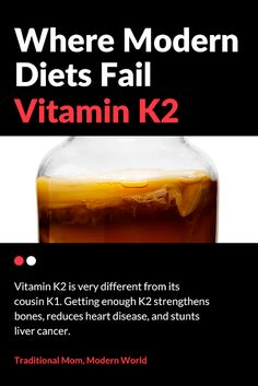 Vitamin K2 health benefits & food sources ~  #TMMW #nutrition #healthyliving #Health&Wellness