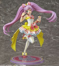 Scale Laala Manaka: Kashikoma Version from the anime series PriPara, by the Good Smile Company. Available on the Good Smile Online shop till July 3d Pose, Chibi, Card Captor, Figure Poses, Figure Reference, Anime Toys, Anime Figurines, T Art, Anime Merchandise