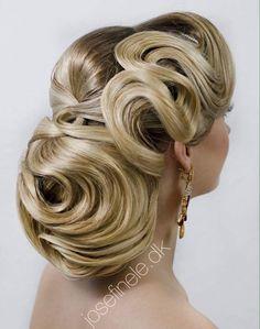Wedding hairstyle/inspiration