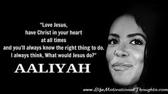 Aaliyah Quotes and Sayings Images, Wallpapers, Pictures Download