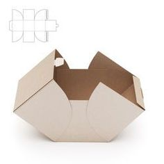Packaging Ideas Discover Correo: Marta B - Outlook Box Packaging Templates, Packaging Dielines, Craft Packaging, Jewelry Packaging, Packaging Ideas, Food Packaging, Diy Gift Box, Diy Box, Paper Crafts Origami