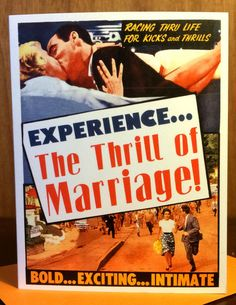 Thrill of Marriage C
