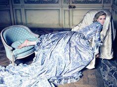 Marie Antoinette loves Periwinkle. #SephoraColorWash