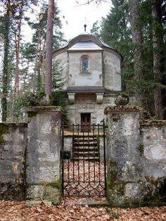 Das Tucher-Mausoleum bei Simmelsdorf