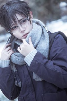 【cos】yuri/胜生勇利/冰上的尤里
