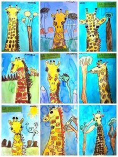 girafa, jirafa