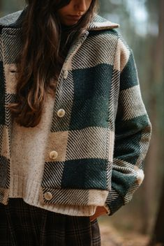 Fall Outfits, Cute Outfits, Fashion Outfits, Fall Looks, Fall Wardrobe, Sweater Weather, Autumn Winter Fashion, Lumberjack Men, What To Wear