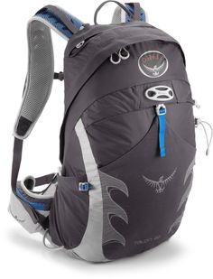 A women-specific fit, enhanced comfort and light weight—the The Osprey Tempest 20 Pack. #REIGifts
