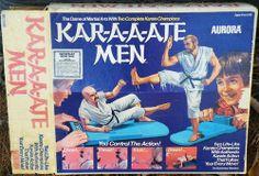 Ka-a-a-arate Men, 1975.