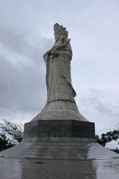 White Goddess of Mercy by Gita #travel #asia #macau