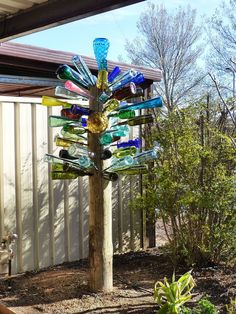 Hometalk :: Aussie Version of the Bottle Tree