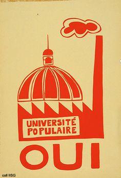 Affiches de Mai 68 - La boite verte