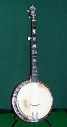 Paramount 5 String Style C Nice 1925 CC