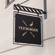 Festningen Identity by Gøril Torske, via Behance