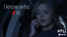 "S6 Ep7 ""O Brother, Where Art Thou"" - Ali just called 911... WHAT! #PLL"