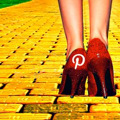Why was Dorothy wearing slippers and not pumps? I mean granted it was a long yellow brick road, but pumps get you into Emerald city without a second knock begging to see the wizard. Such Und Find, Yellow Brick Road, Pure Romance, Before Us, Like A Boss, Mellow Yellow, Colour Yellow, Coraline, Along The Way