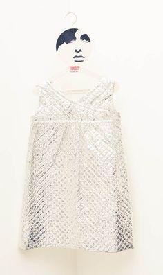 ★ #oneofakind #phairytale #style // twiggy. vintage dress.