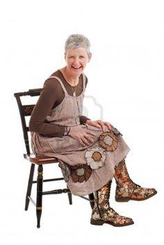 http://us.123rf.com/400wm/400/400/geniebird/geniebird1212/geniebird121200094/17046345-laughing-older-woman-with-short-gray-hair-sits-sideways-on-chair-and-leans-forward-she-wears-flowere.jpg