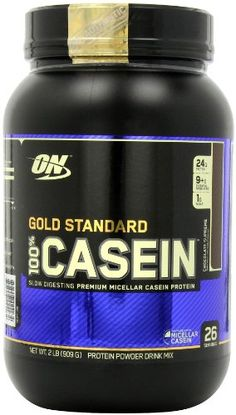 Casein Protien Powder is good to drink before bed