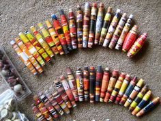 Cool Upcycling Projects | paper beads