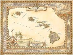 hawaiian-islands-vintage-map-vintage-hawaii-jpg-my.jpg (JPEG Image, 800×607 pixels)