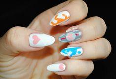 Portal nails