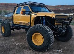 Diesel Brothers new Ford Rock Crawler