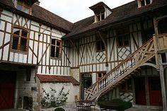 Troyes en  Champagne-Ardenne département de l'Aube