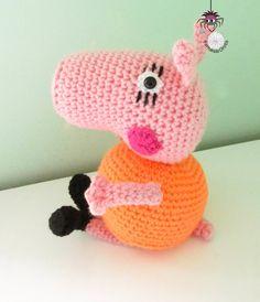 mamãe pig   mamãe   pig   mummy pig   mom pig   mãe pig   peppa pig   peppa   aniversario   decoração   festa   lembrancinha   maternidade   presente   gifs   porquinha   porco   porca   discovery kids   amigurumi   toy crochet   pelúcia   bichinhos em crochê