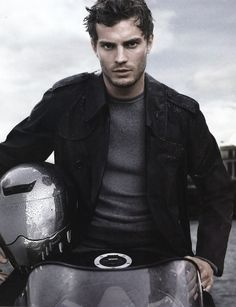 Jamie Dornan (Northern Irish actor, model and musician)