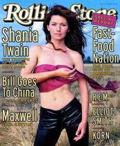 Rolling Stone - Shania Twain