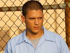 Wentworth Miller as Michael Scofield in Prison Break Michael Scofield, Prison Break 3, Wentworth Miller Prison Break, Like A Storm, Her World, Big Sean, Celebrity Dads, Hugh Jackman, American Horror Story