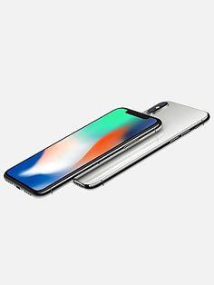 Vi introduserer iPhoneTi. Tilgjengelig i stellargrå og sølv. Den er utstyrt med Super Retina HD-skjerm, Face ID og trådløs lading. Les mer på apple.com.