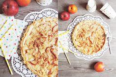 FOOD   Blitzschnelle Apfeltarte mit Mürbteig – Starlights in the Kitchen