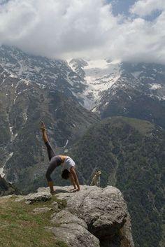 Yoga Inspiration ❤ Amazing #yoga