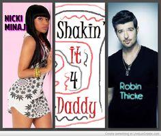 Shakin' It 4 Daddy