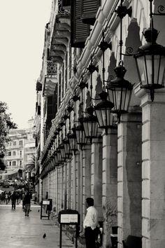 Town, Corfu. Book your Corfu holidays at corfu2travel.com !