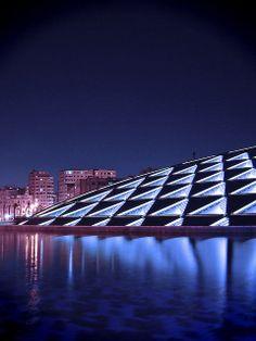 Bibliotheca Alexandrina (Library of Alexandria) – Alexandria, Egypt. I´ve been there.