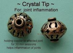Crystal Tip - Joint Inflammation