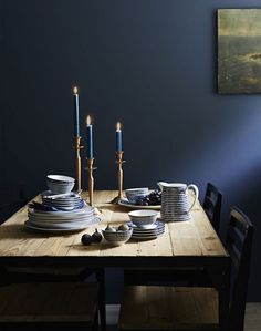 plascon Colour of the Month Moody Blue, Image Source lobsterandswan.com