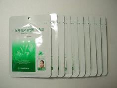 Korean Cosmetics_Nesura Medicare Treatment Mask_Green Tea_10 sheets by Nesura. $14.99. Nesura Medicare Treatment Mask provides enough nutrition and moisture for women's skin.. CAPACITY  Nesura Medicare Treatment Mask - 20g x 10 sheets